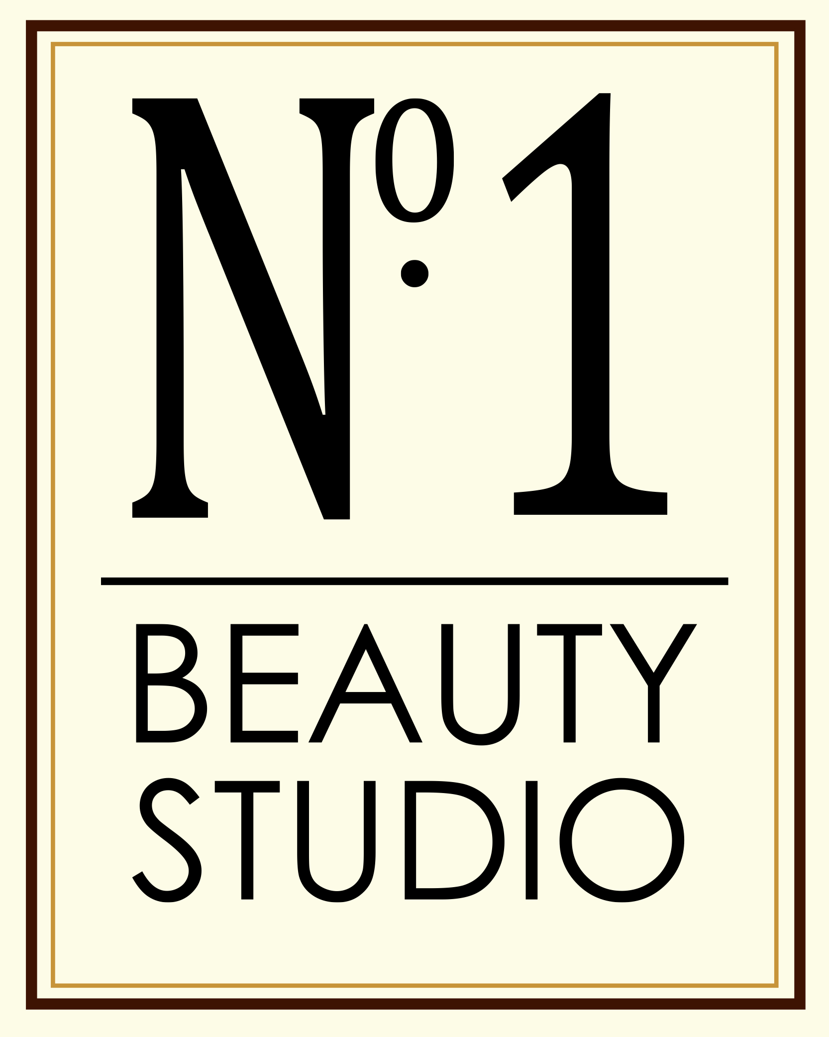 No.1 Beauty Studio